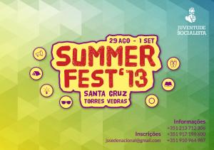 JS Summer Fest 2013
